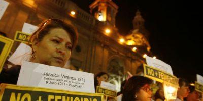 Mujeres de América Latina y Europa se suman a manifestaciones contra la violencia de género