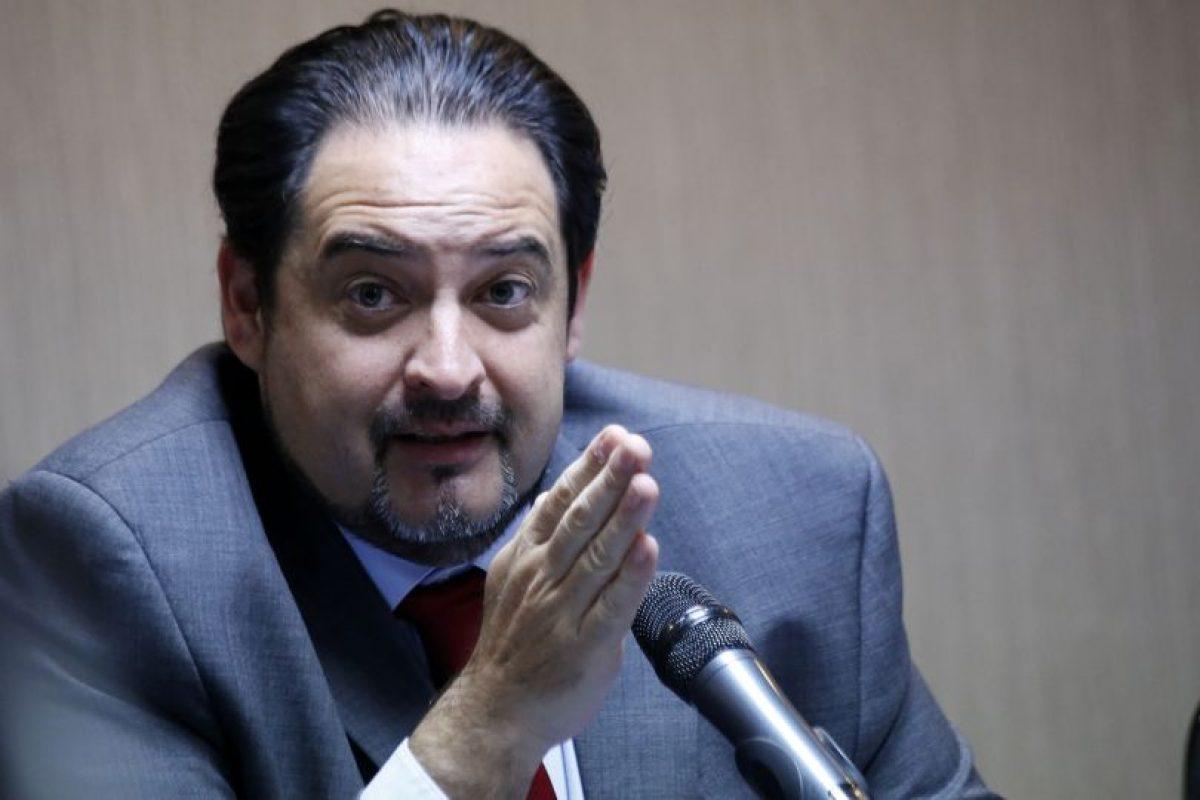 Andrés Rebolledo, era director general de relaciones económicas internacionales, en el Ministerio de Relaciones Exteriores. Ahora asume como ministro de energía. Foto:Agencia UNO. Imagen Por: