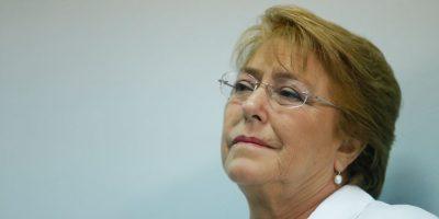 Bachelet se une a campaña #NiUnaMenos en redes sociales