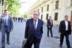 Jaime Campos, quien fue ministro de agricultura durante el gobierno de Ricardo Lagos, ahora asume como ministro de justicia. Foto:ATON. Imagen Por: