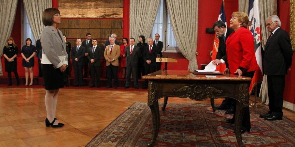 La experiencia y el currículum de los tres nuevos ministros de Bachelet