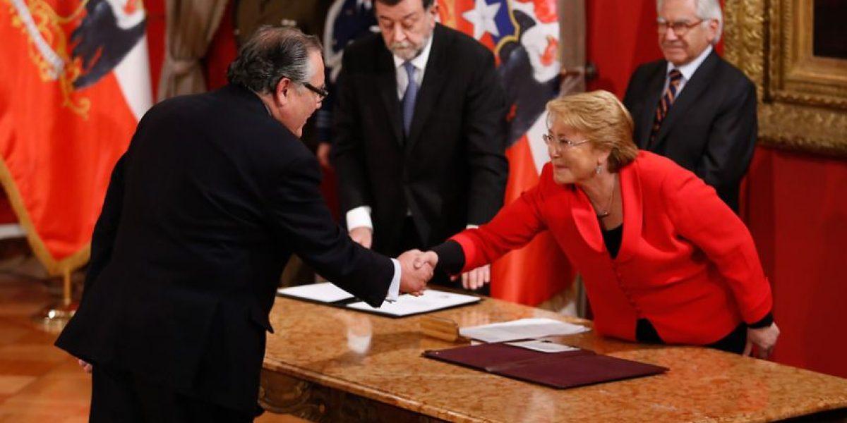 Los cambios que ha sufrido el gabinete de la Presidenta Michelle Bachelet