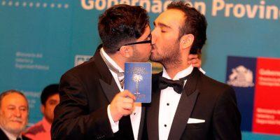 Acuerdo de Unión Civil: 25% de las parejas que firmaron el AUC son homosexuales