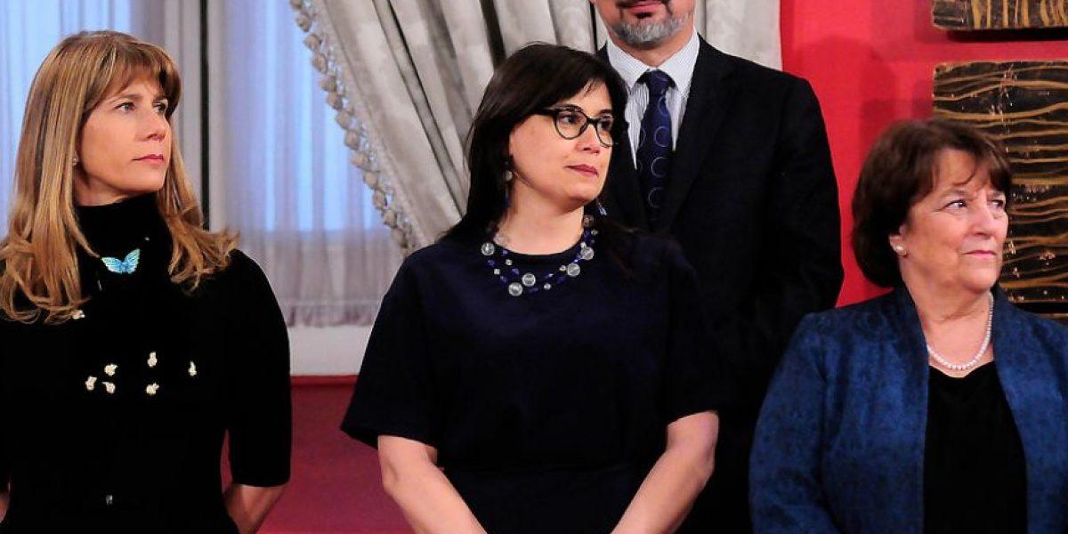Los errores que le costaron la salida a Javiera Blanco del Ministerio de Justicia