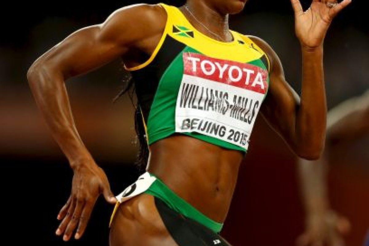 Novlene Williams-Mills – Atleta jamaicana Foto:Getty Images. Imagen Por: