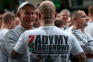 Los fanáticos del Legia Varsovia son una de las hinchadas más peligrosas de Europa Foto:Getty Images. Imagen Por: