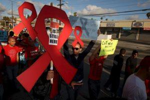 Se calcula que solo el 54% de las personas con VIH conocen su estado Foto:Getty Images. Imagen Por:
