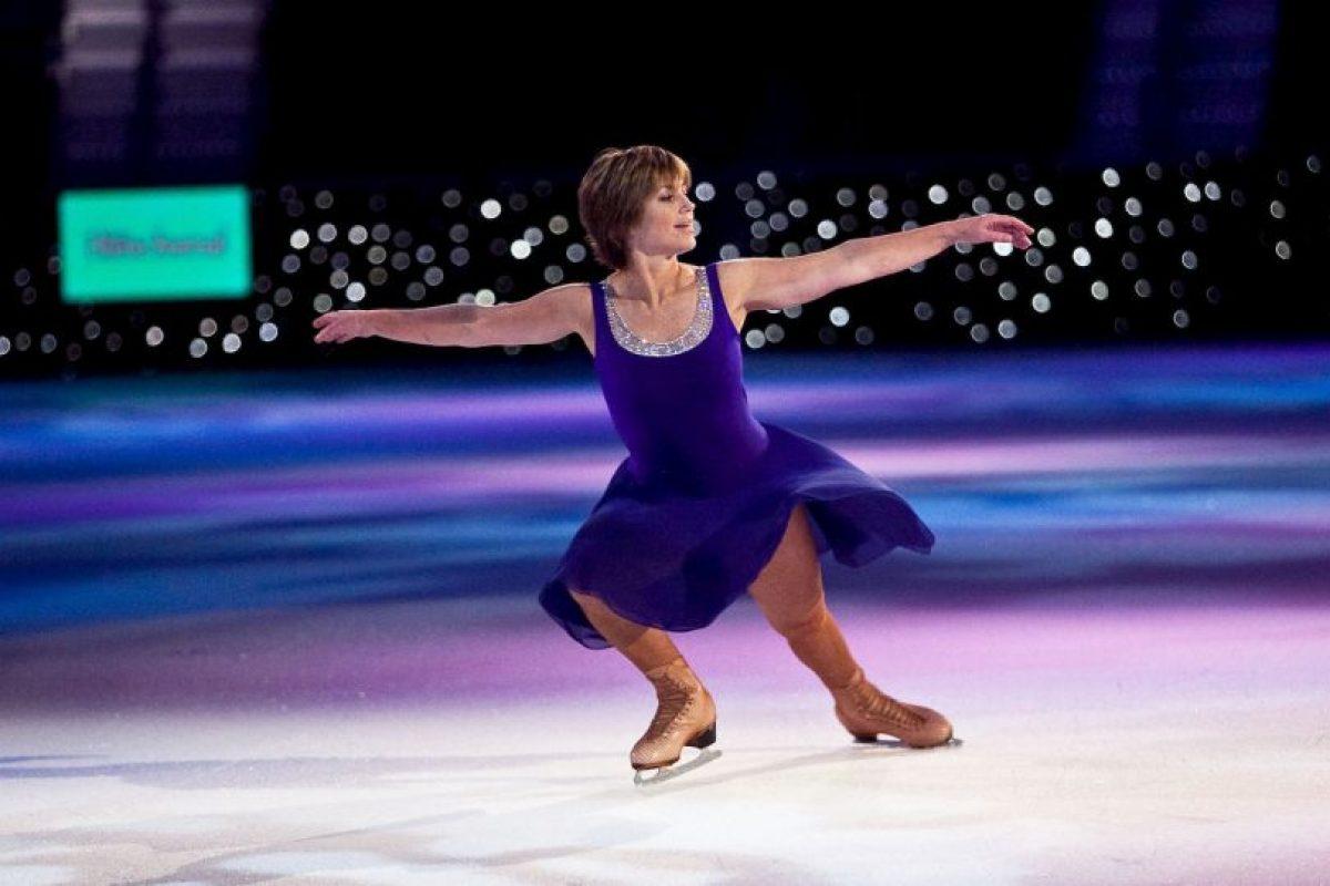 Dorothy Hamill – Patinadora estadounidense Foto:Getty Images. Imagen Por: