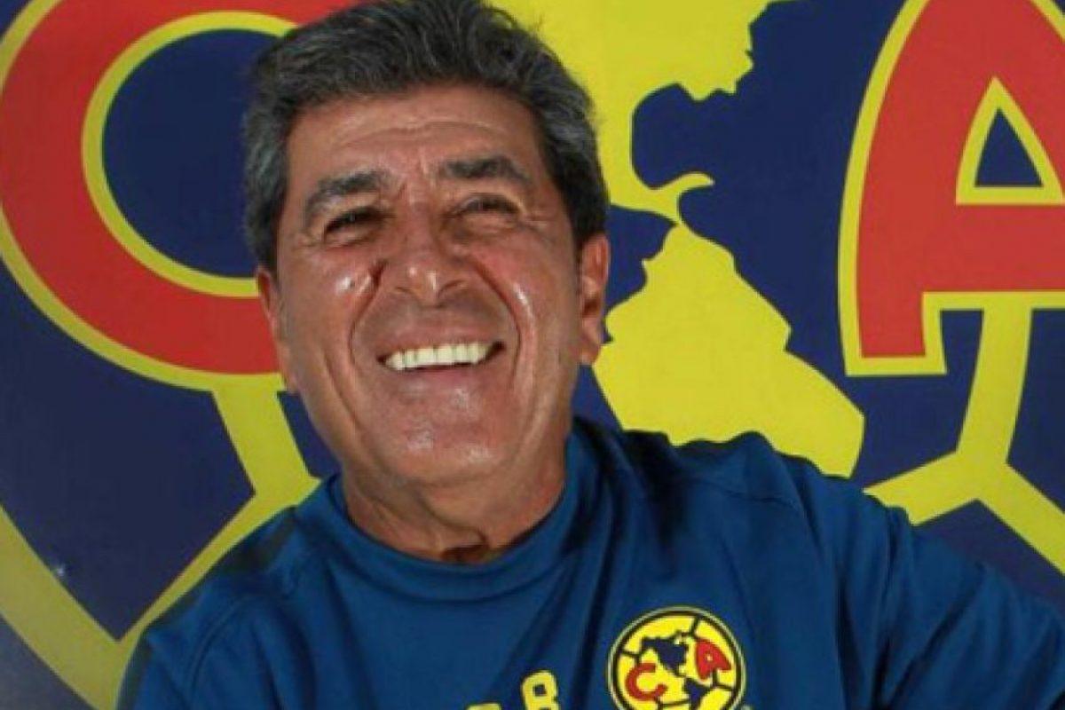 Carlos Reinoso (DT chileno) – América. Imagen Por: