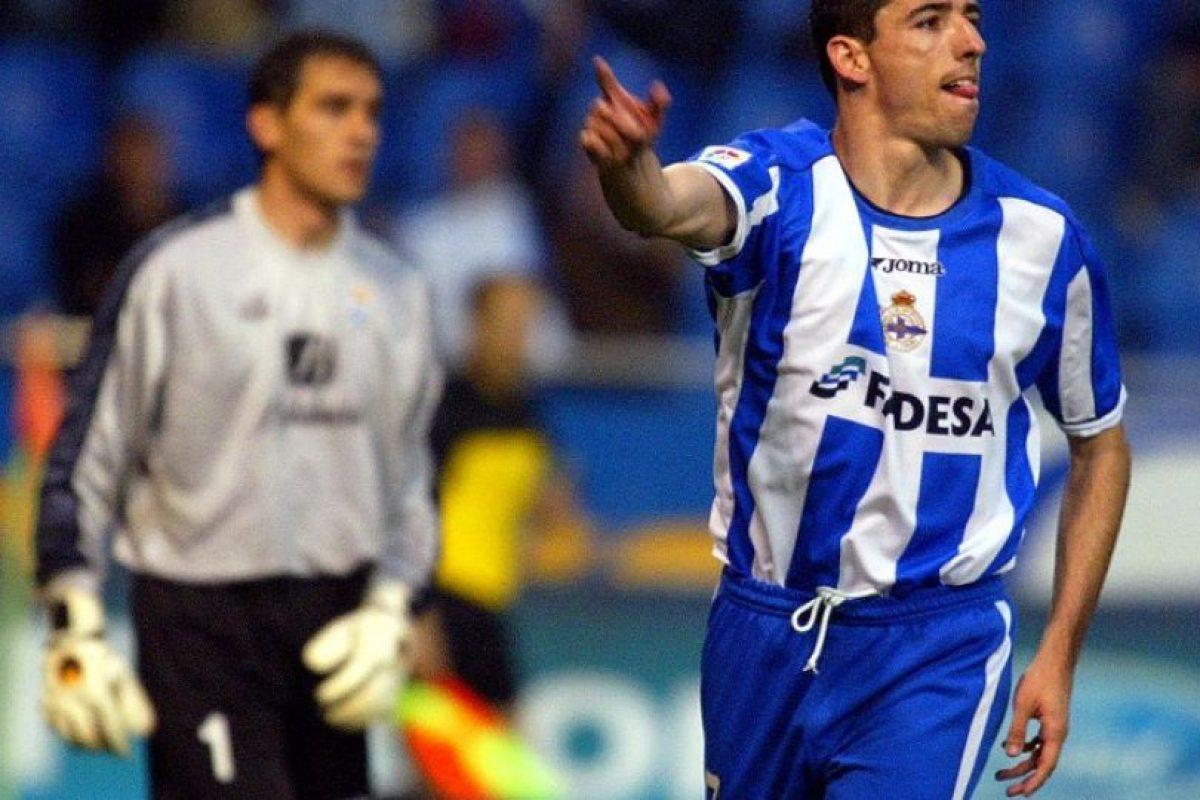 Roy Makaay – Deportivo La Coruña (2002/03) Foto:AFP. Imagen Por:
