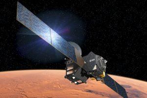 ExoMars es una de las más recientes misiones de la Agencia Espacial Europea Foto:AFP. Imagen Por: