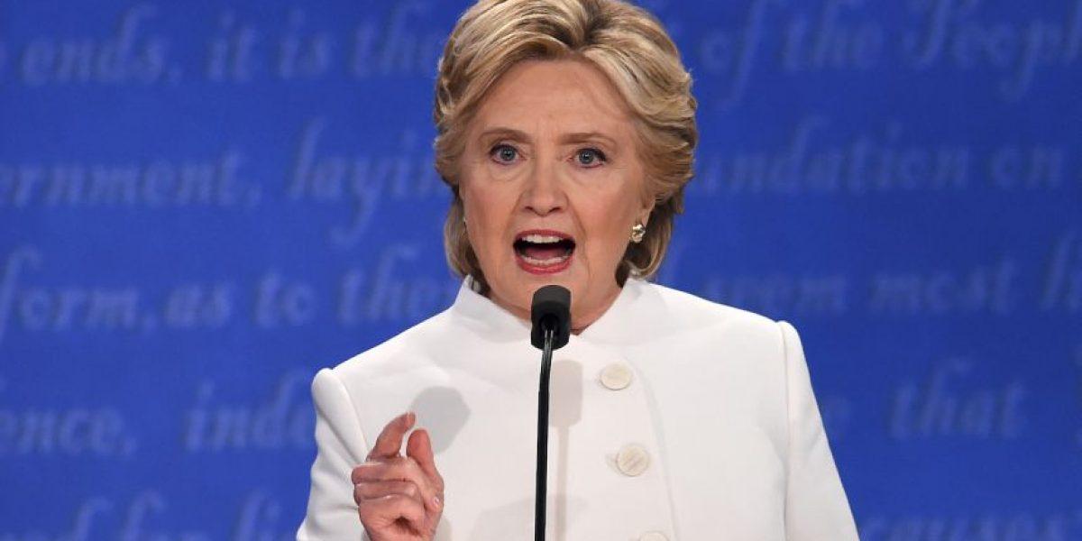 """""""Qué mujer tan desagradable"""": La frase de Trump de la que todos hablan"""