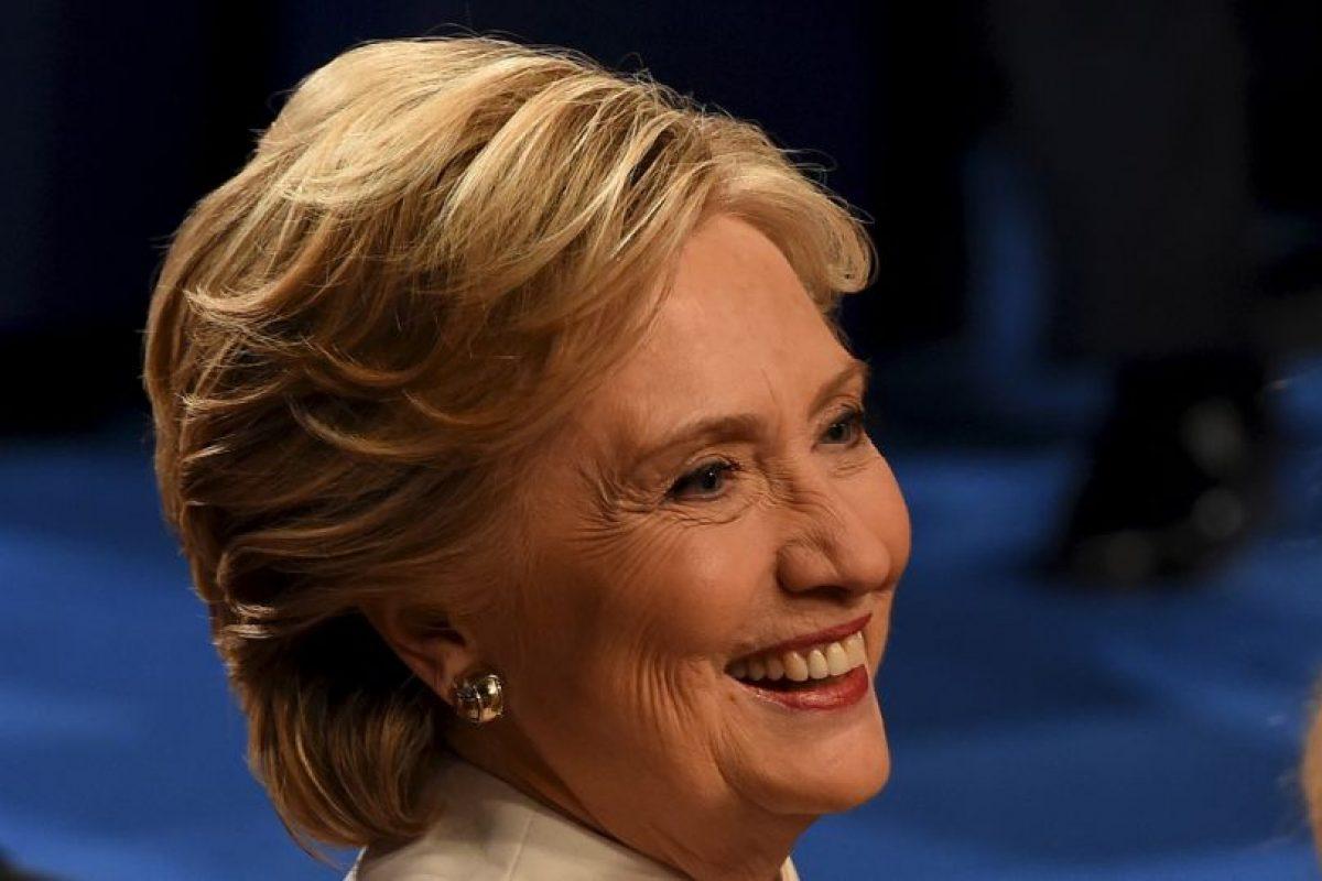 Este fue el último debate presidencial Foto:AFP. Imagen Por: