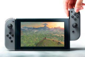 """Esta es la nueva """"Nintendo Switch"""", puede ser portátil y consola de sobremesa a la vez. Foto:Gentileza. Imagen Por:"""