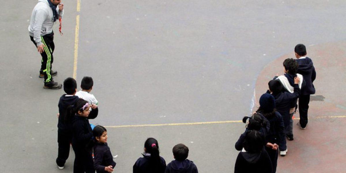 Estudio Nacional de Educación Física: 45% de los estudiantes de 8° básico tiene obesidad o sobrepeso