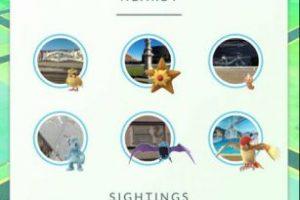 """El """"tracking"""" que incluiría Niantic en el juego funcionaría por medio de los """"avistamientos"""". Foto:Reproducción. Imagen Por:"""