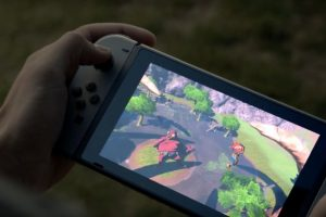 La nueva consola trae integrado un procesador móvil Tegra de Nvidia. Foto:Gentileza. Imagen Por: