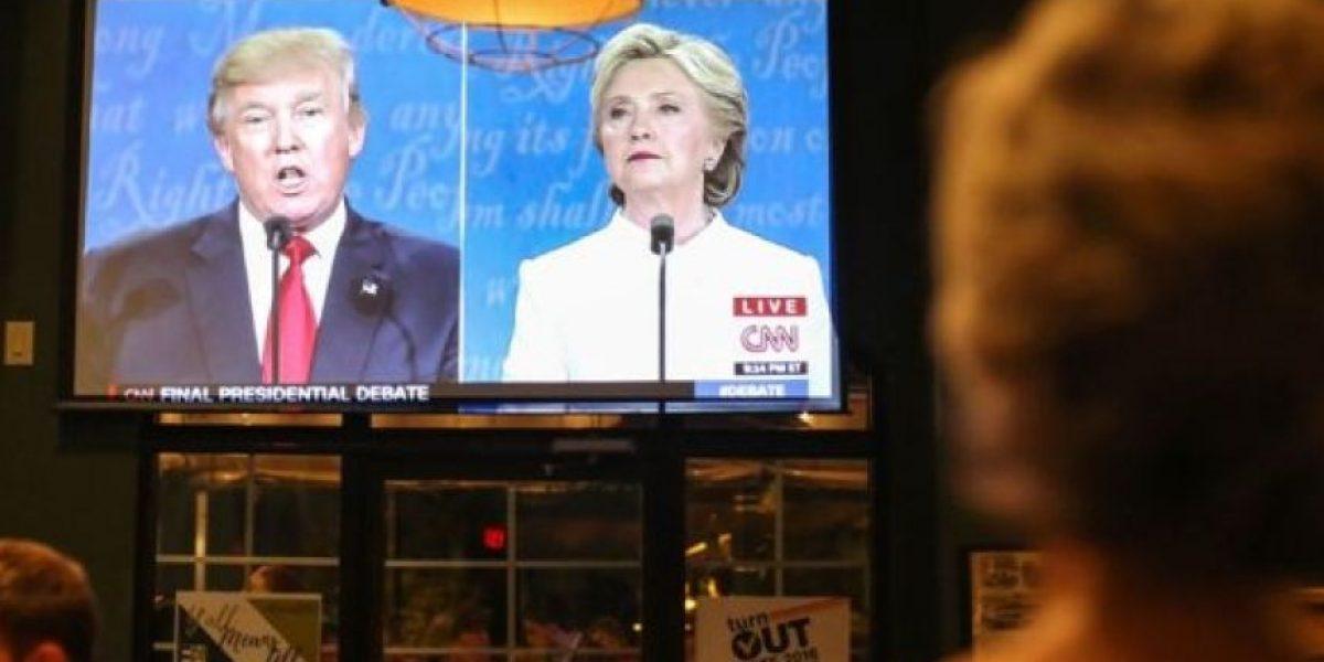 EEUU: ¿Cuándo mintieron y cuándo no los candidatos a la presidencia en el debate?