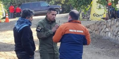 Reinician búsqueda de jóvenes desaparecidos en cerro Provincia con nuevas zonas estratégicas