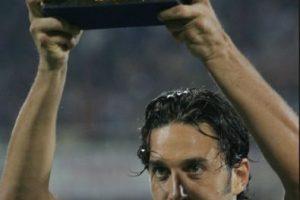 Luca Toni – Fiorentina (2005/06). Imagen Por: