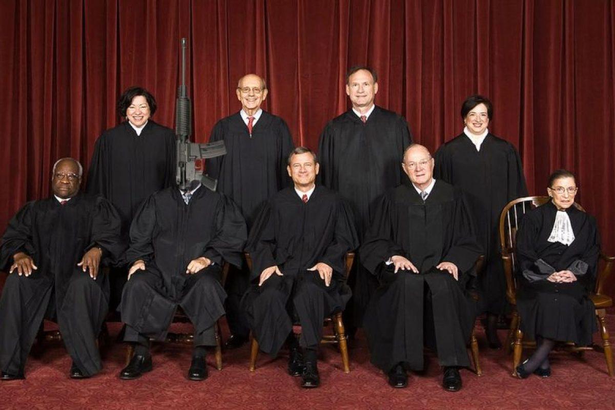 El tema de la Suprema Corte provocó algunos memes Foto:Twitter.com. Imagen Por: