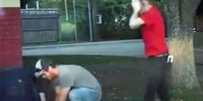El video que emociona al mundo: registran momento en que policía resucita a menor de 3 años
