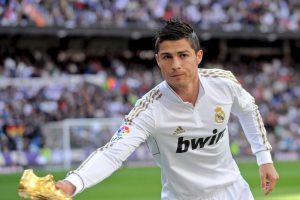 Cristiano Ronaldo – Real Madrid (2010/2011) Foto: Getty Images. Imagen Por: