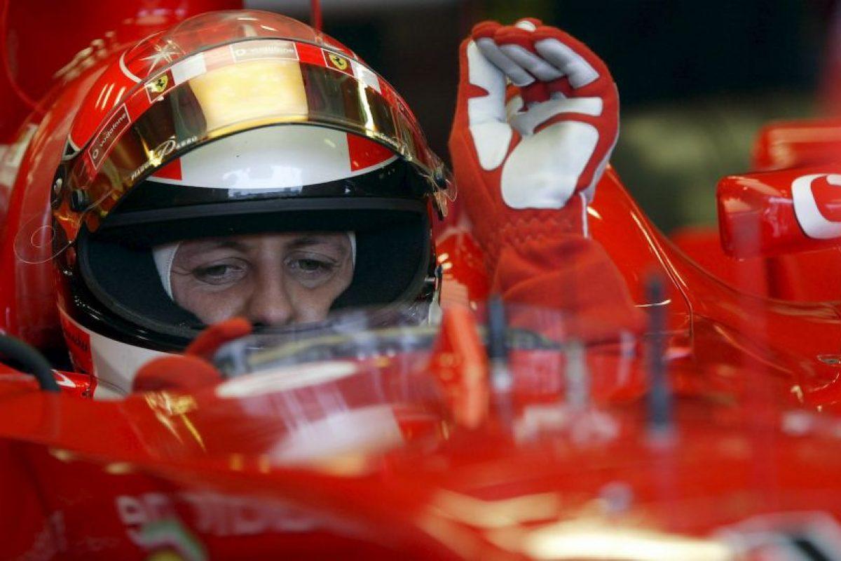 Lewis Hamilton reveló la forma en que deben orinar los pilotos de la Fórmula 1 Foto:Getty Imahes. Imagen Por: