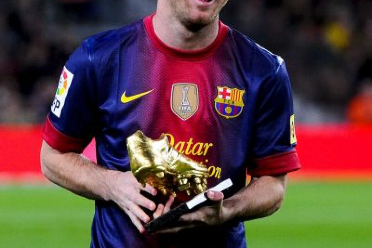 Lionel Messi – FC Barcelona (2011/12) Foto: Getty Images. Imagen Por: