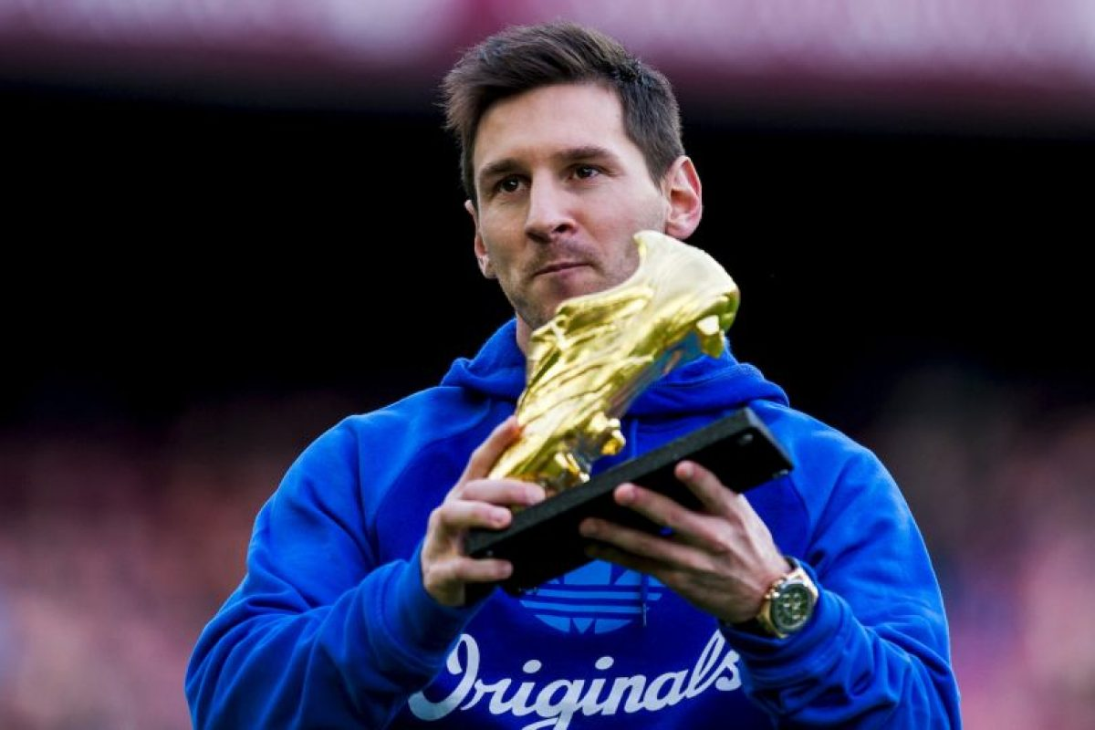 Lionel Messi – FC Barcelona (2012/13) Foto: Getty Images. Imagen Por: