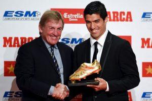 Luis Suárez – Liverpool y Cristiano Ronaldo – Real Madrid (2013/2014) Foto:Getty Images. Imagen Por: