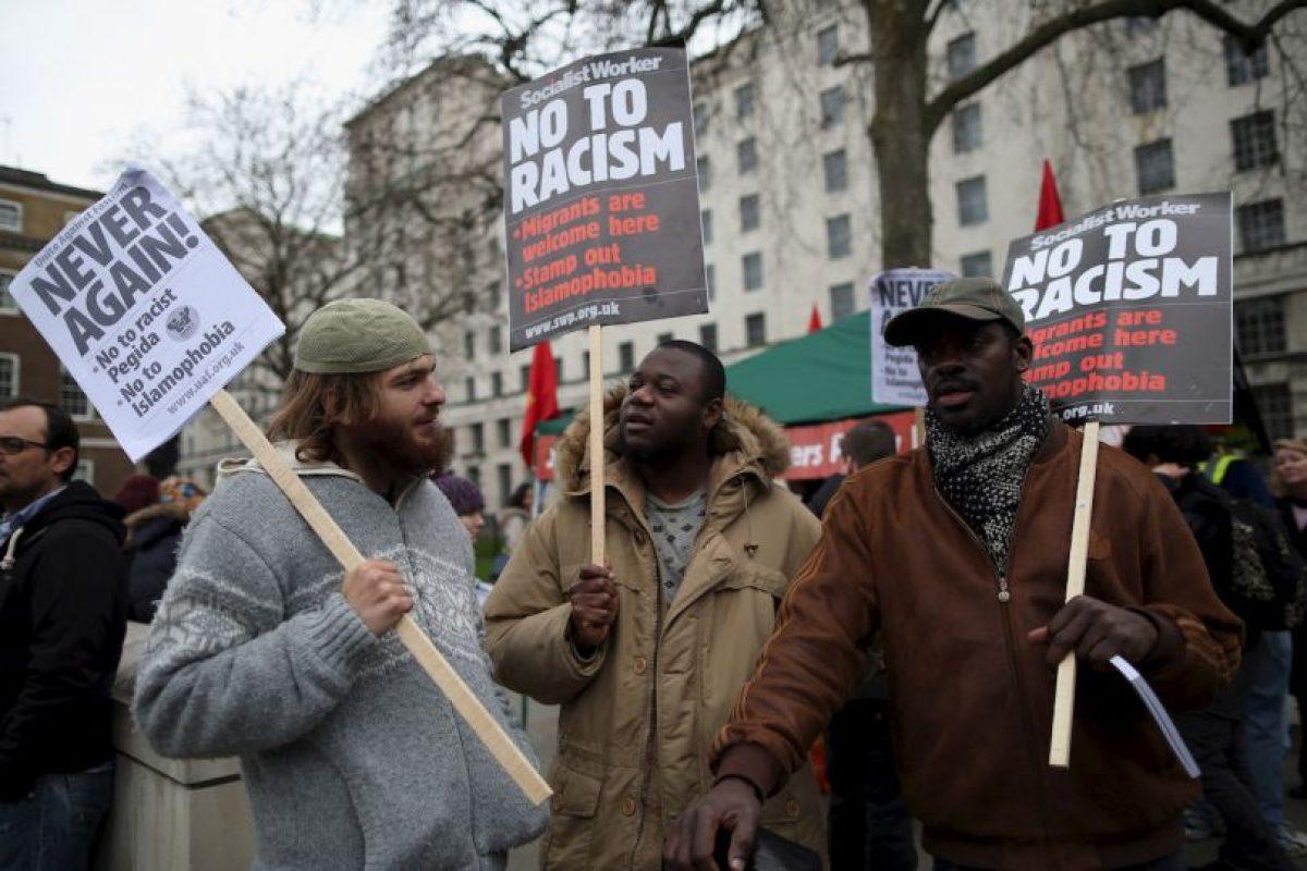 2. Grabar el ataque y denunciar a las autoridades correspondientes Foto:Getty Images. Imagen Por: