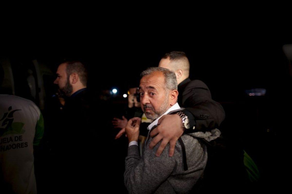 DT refugiado sirio es despedido por no hablar español Foto:Getty Images. Imagen Por:
