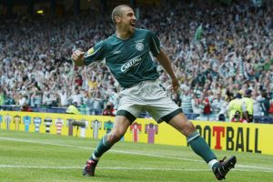 Henrik Larsson – Celtic (2000/01) Foto: Getty Images. Imagen Por: