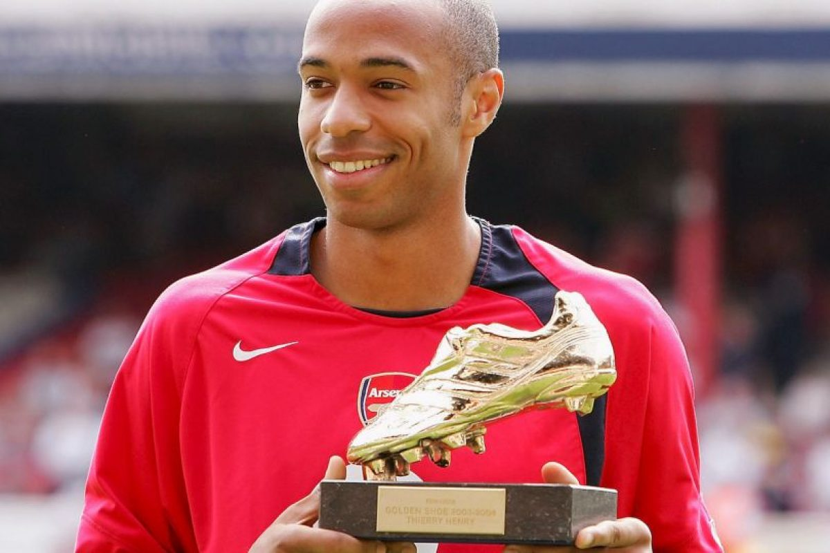 Thierry Henry – Arsenal (2003/04) Foto: Getty Images. Imagen Por: