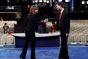 Será el último encuentro entre Clinton y Trump a 19 días de las elecciones Foto:Getty Images. Imagen Por: