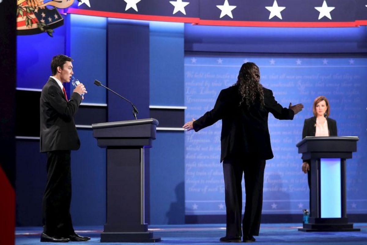 Faltan 19 días para la elección Foto:Getty Images. Imagen Por: