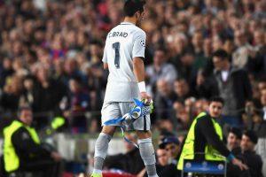 Claudio Bravo cometió un tremendo fallo ante Barcelona. Foto:Getty Images. Imagen Por: