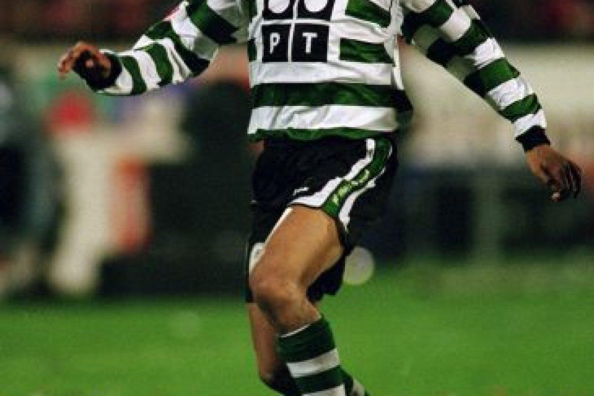 Mario Jardel – Sporting de Lisboa (2001/02) Foto:Getty Images. Imagen Por: