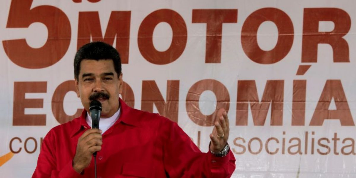 Venezuela: Suspenden recolección de firmas para convocar referendo contra Maduro