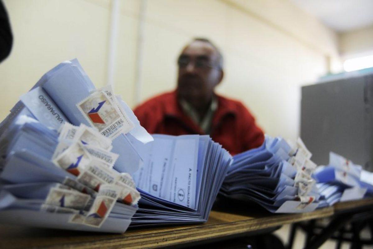 Se recomienda ir temprano a votar, para evitar descompensaciones a causa de la exposición a altas temperaturas o aglomeraciones de personas. Foto:Agencia UNO. Imagen Por: