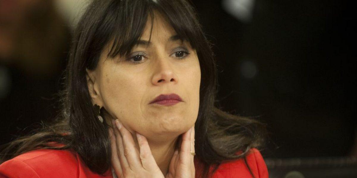 Ex ministra Javiera Blanco: