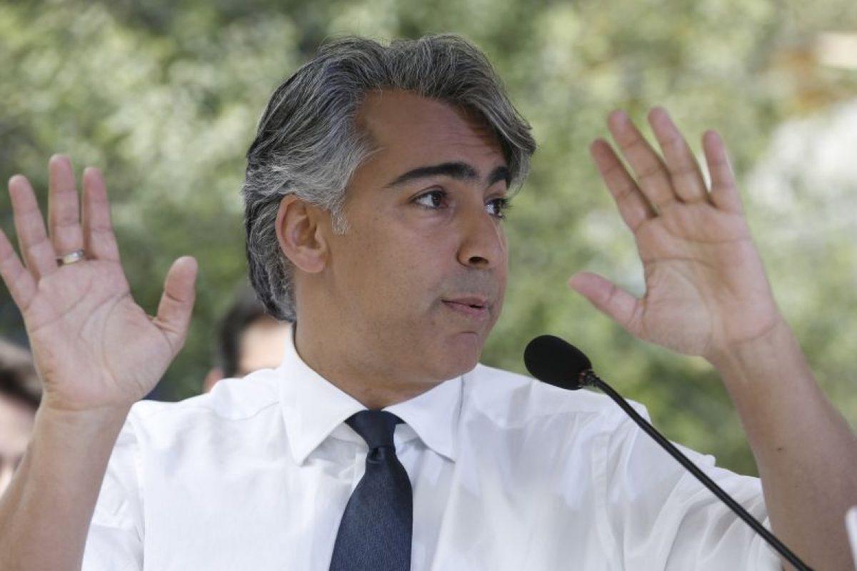 Marco Enríquez-Ominami está siendo investigado por haber financiado sus campañas presidenciales con fondos obtenidos de SQM Salar a través de facturas ideológicamente falsas, las que sumarían un total superior a los 391 millones de pesos. Foto:ATON. Imagen Por: