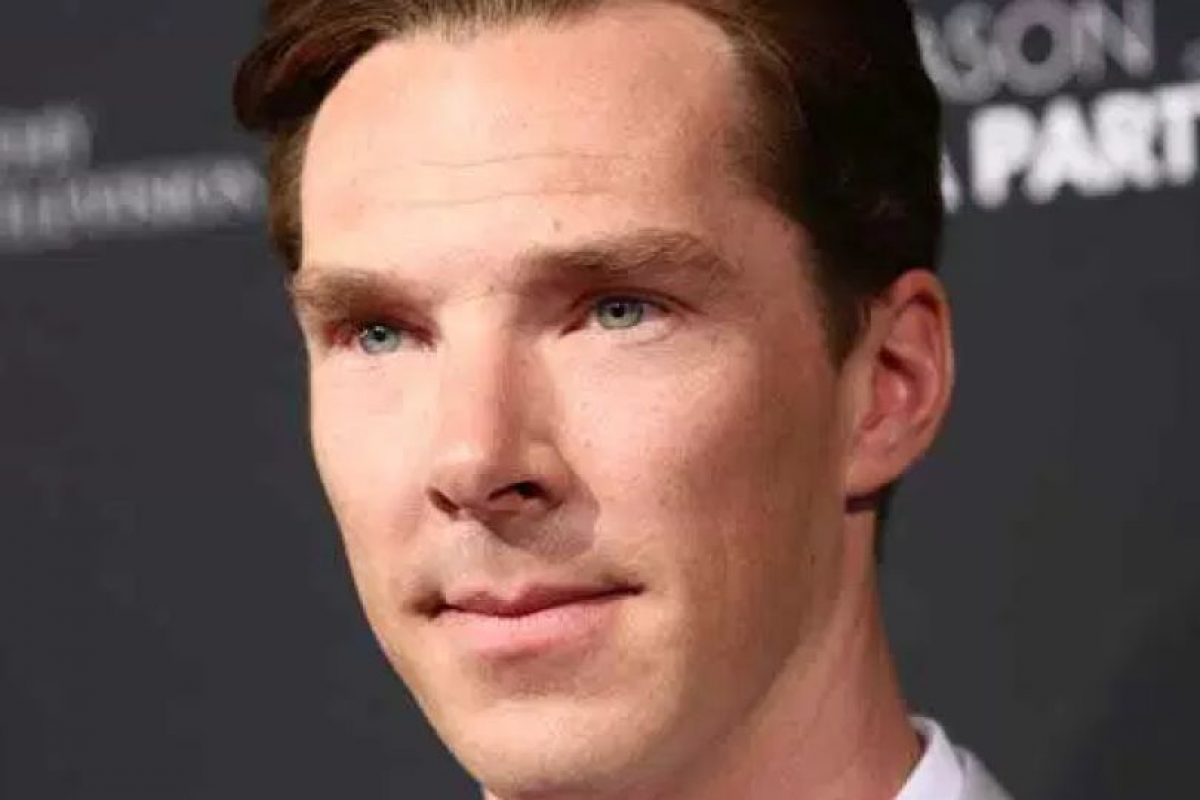 "Benedict Cumberbatch personificó a Alan Turing en la película ""The Imitartion Game"" (2014). Foto: Getty. Imagen Por:"