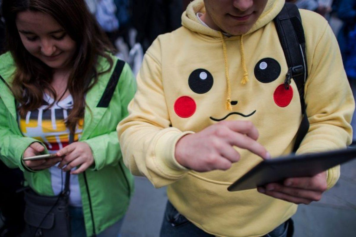 Pensando en los usuarios cautivos y para buscar nuevos jugadores es que Niantic habilitó dos nuevos tipos de Pokémon en el juego. Foto:Efe. Imagen Por: