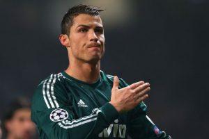 Cristiano Ronaldo en su vuelta a Old Trafford Foto:Getty Images. Imagen Por: