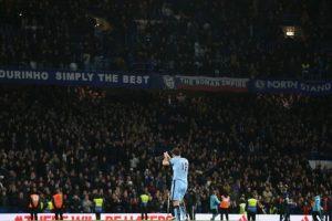 Frank Lampard en su retorno a Stamford Bridge Foto:Getty Images. Imagen Por: