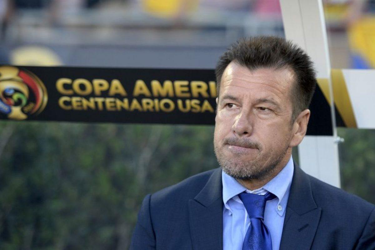 Dunga. Fracasó en dos etapas al mando de Brasil Foto:Getty Images. Imagen Por: