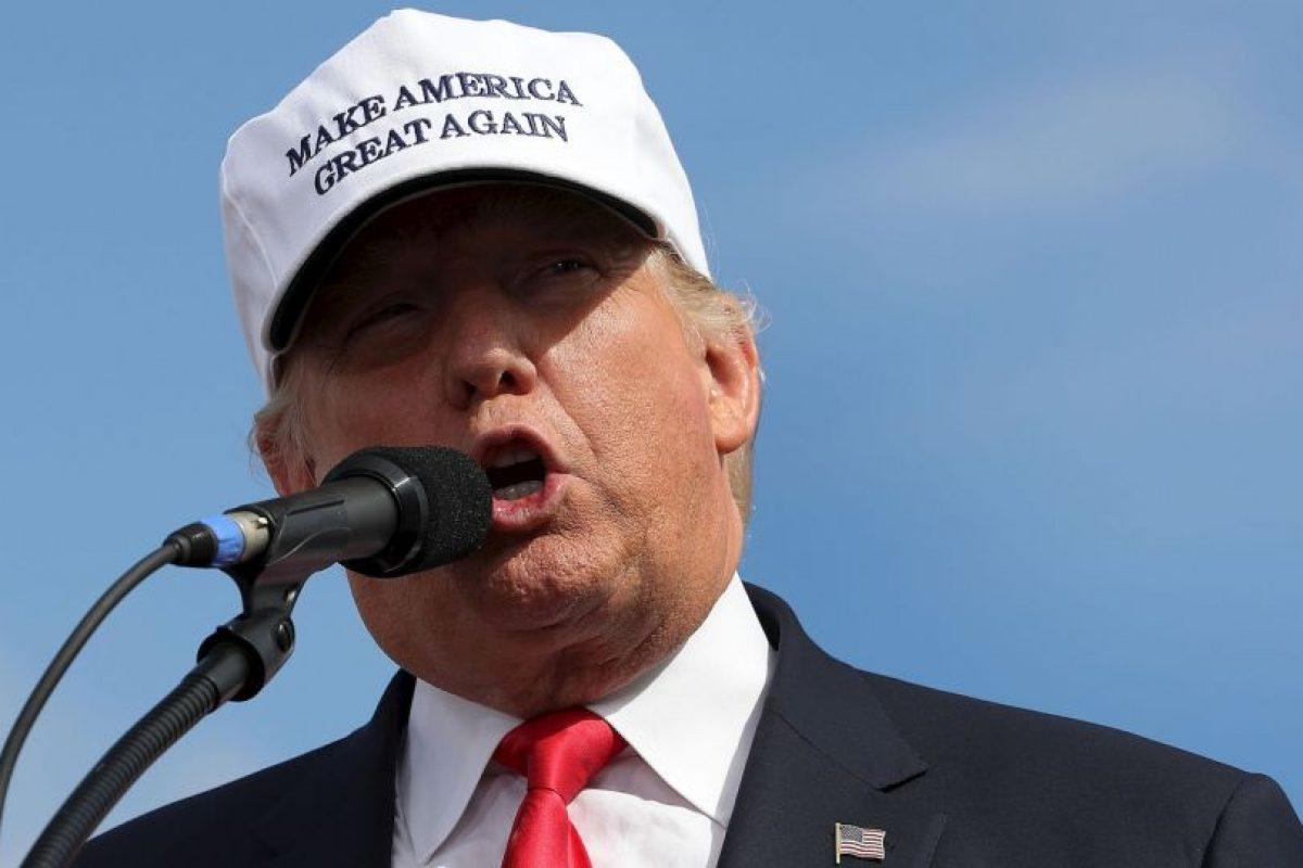 Deportistas que apoyan a Donald Trump Foto:Getty Images. Imagen Por: