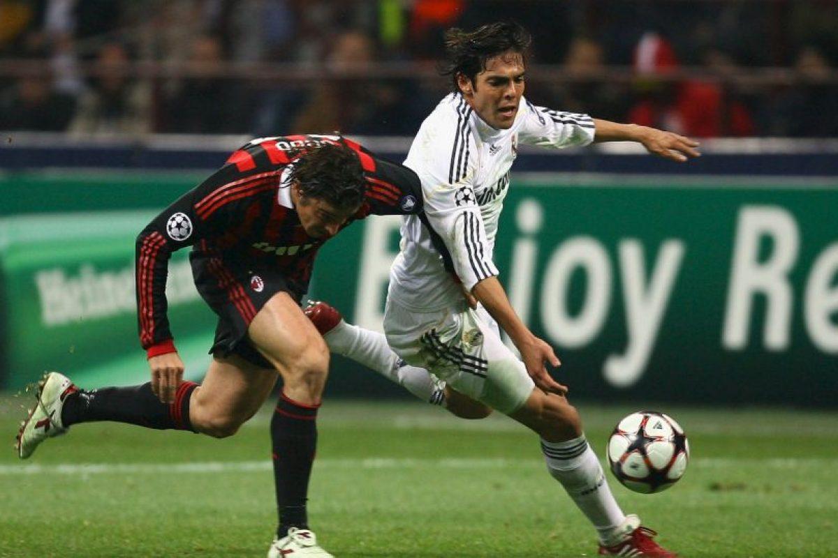Kaká en su retorno a San Siro Foto:Getty Images. Imagen Por: